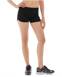 Fiona Fitness Short-30-Black