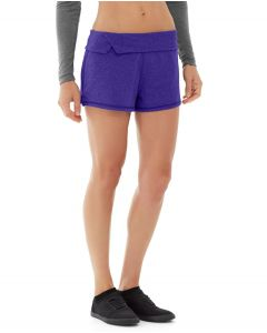 Angel Light Running Short-28-Purple
